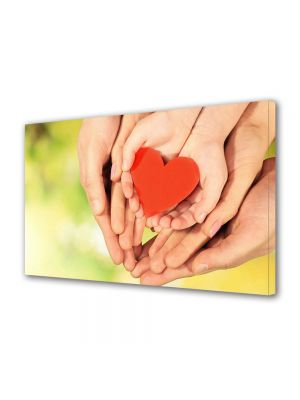 Tablou Canvas Valentine's Day Ziua indragostitilor In familie