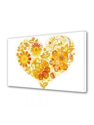 Tablou Canvas Valentine's Day Ziua indragostitilor Inima abstract