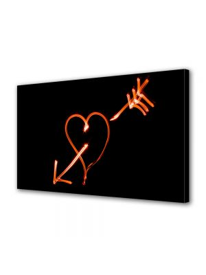 Tablou Canvas Valentine's Day Ziua indragostitilor Cupidon in actiune