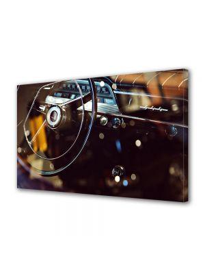 Tablou Canvas Vintage Aspect Retro Auto retro
