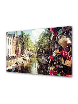 Tablou Canvas Vintage Aspect Retro Vara in Olanda