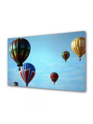 Tablou Canvas Vintage Aspect Retro Festivalul baloanelor